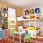 Small Kids Bedroom Room Idea