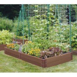 Small Vegetable Garden Design Idea