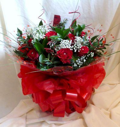 Valentine's Day Flower Bouquet