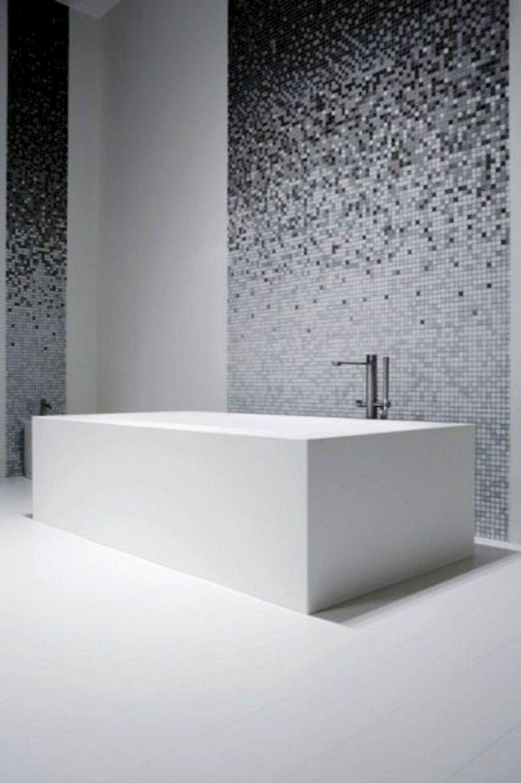 Top 25 Unique Ombre Floor Tile To Make Your Bathroom More