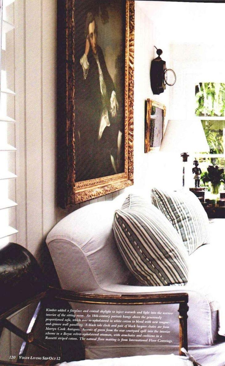 Cameron Kimber Living Room