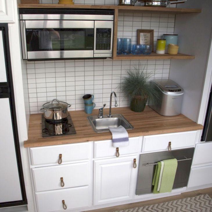 Full House Tiny Kitchen