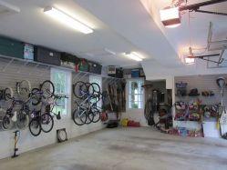 Garage Organization Design Idea