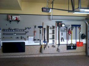 Garage Organization Design