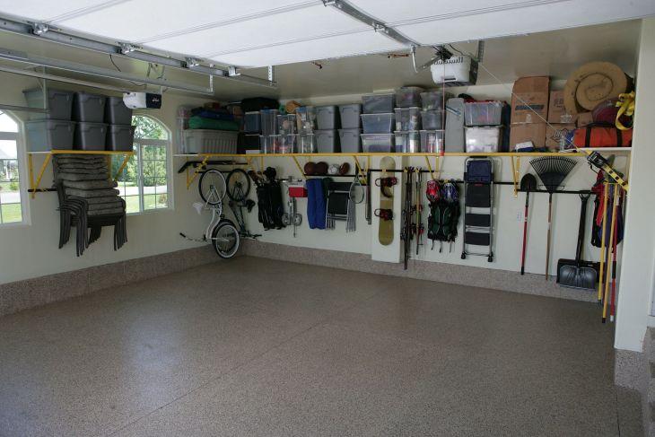 Garage Organization Idea