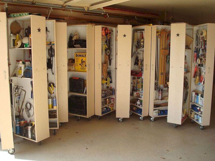 Garage Shop Storage Ideas