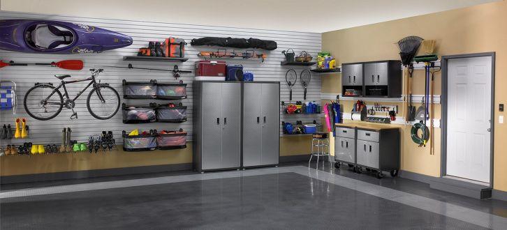 Gladiator Garage Storage Ideas
