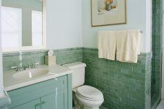 Green Bathroom Paint Color Ideas