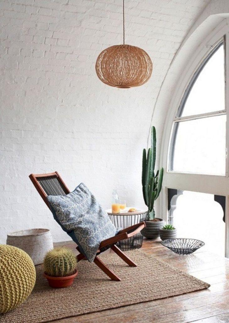 Indoor Cactus Corner Design