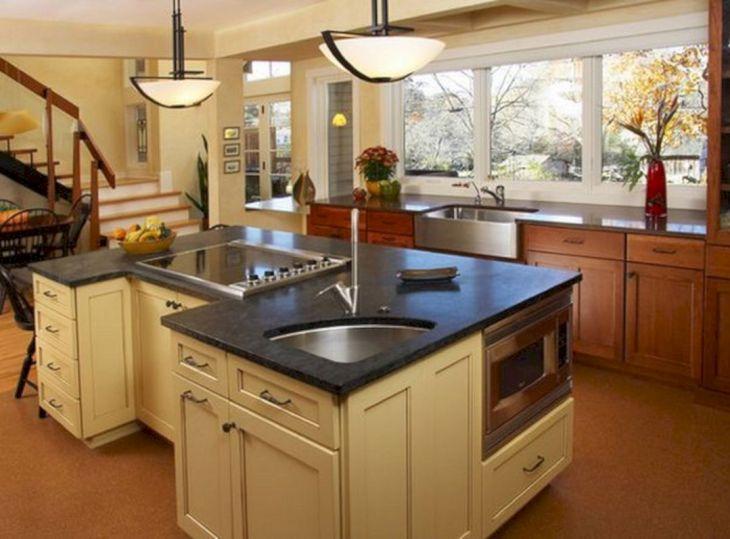 Kitchen Island with Sink Ideas