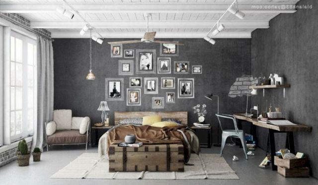 Modern Rustic Bedroom Design Ideas Decoredo