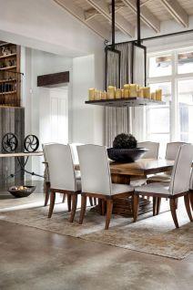 Modern Rustic Dining Room Ideas