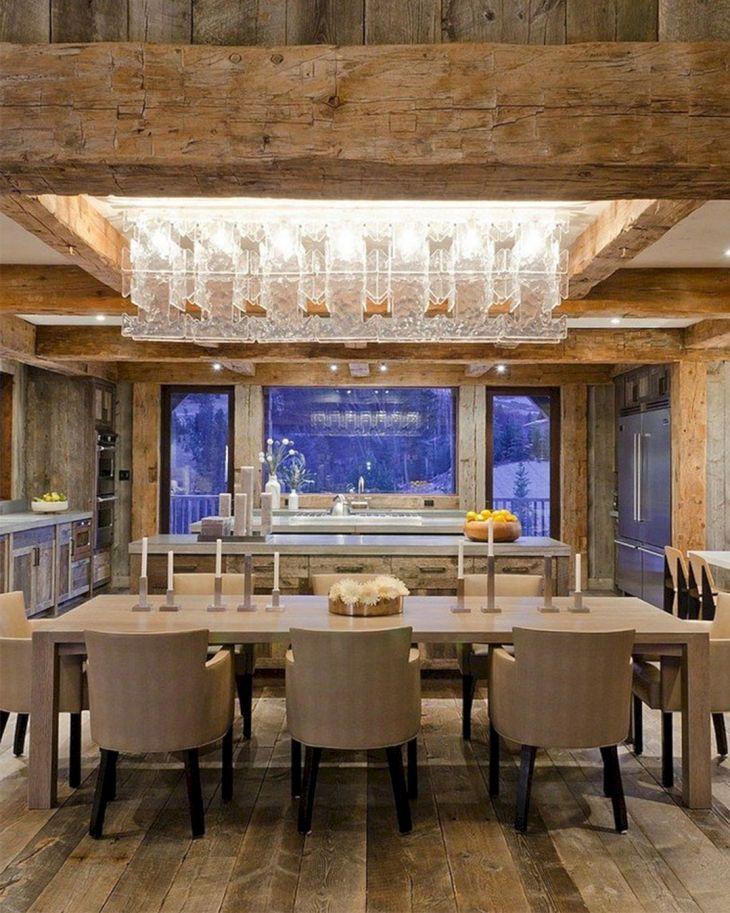 Modern Rustic Home Decors Ideas