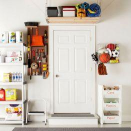 Organizing Garage Storage Ideas