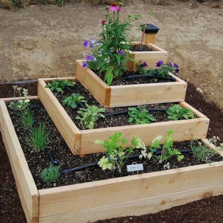 Raised Vegetable Garden Design