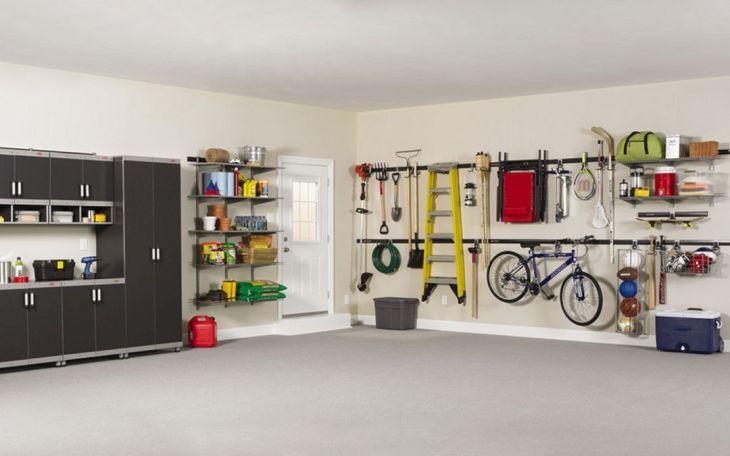Rubbermaid Garage Organization Systems