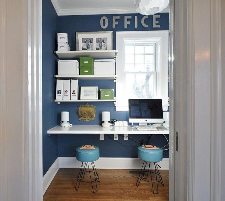Small Home Office Design Ideas