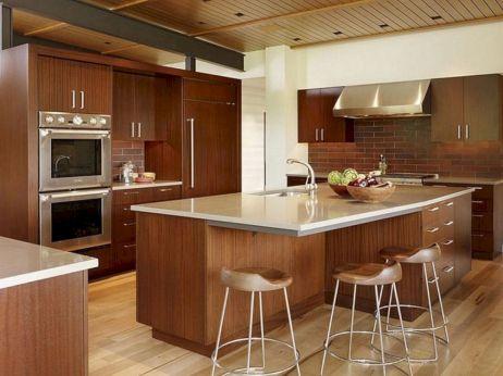 Small Kitchen with Island Design Ideas