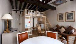 Small Studio Apartment Decorating Idea