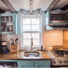 Tiny House Kitchen Idea