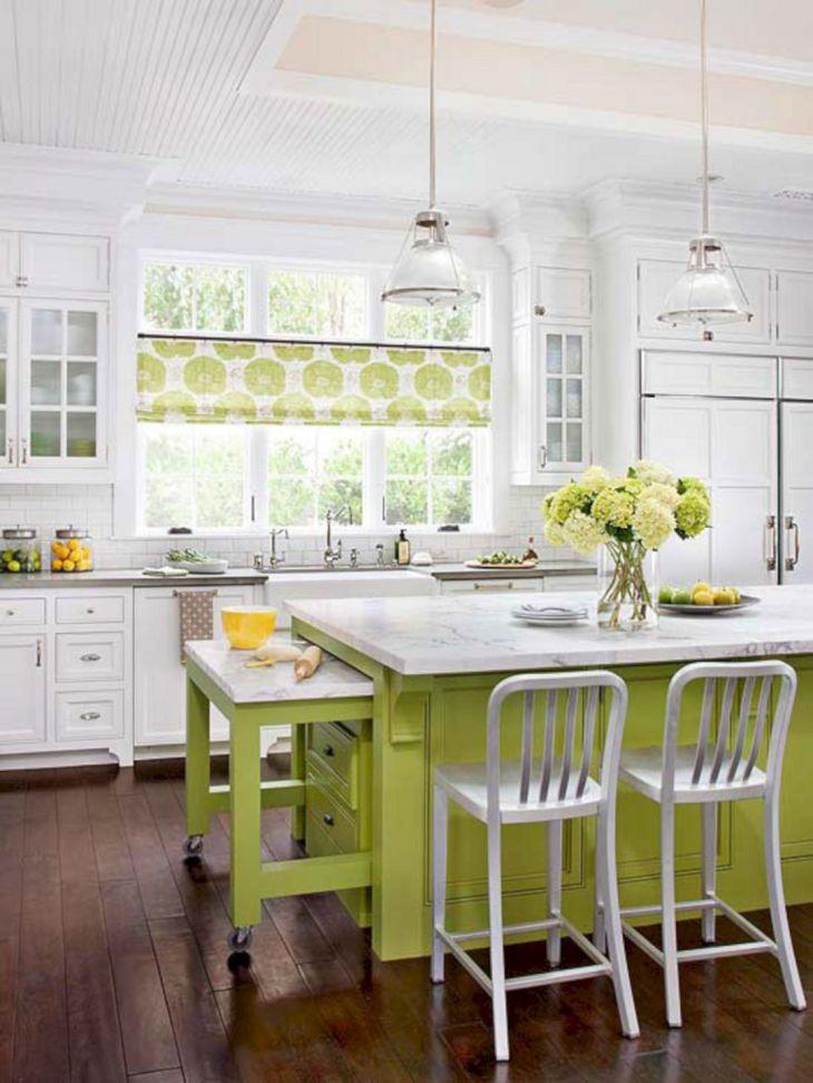 White Kitchen Decorating Ideas