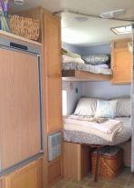 Bunk Bed Travel Trailer Remodel
