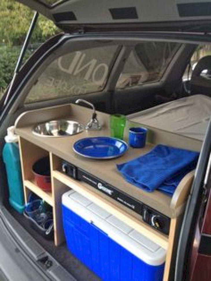 Camper Van Conversion Design
