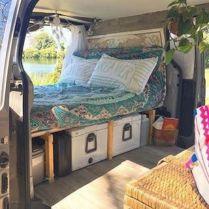 Camper Van Conversion Ideas