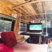 Camper Van Interior Idea