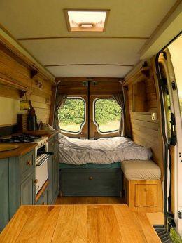 Camper Van Interior Ideas