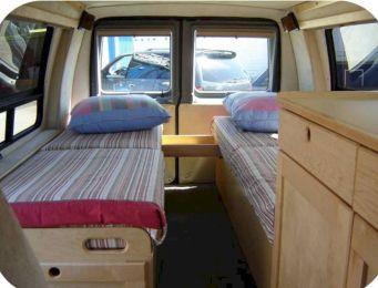 Conversion Interior DIY Camper Vans