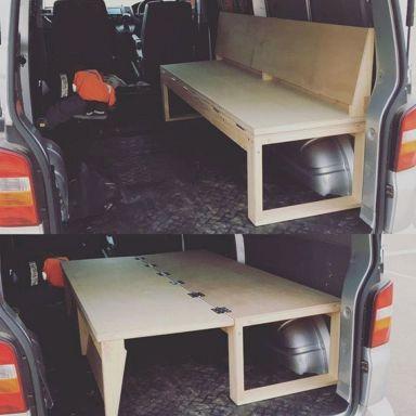 DIY Truck Bed Camper