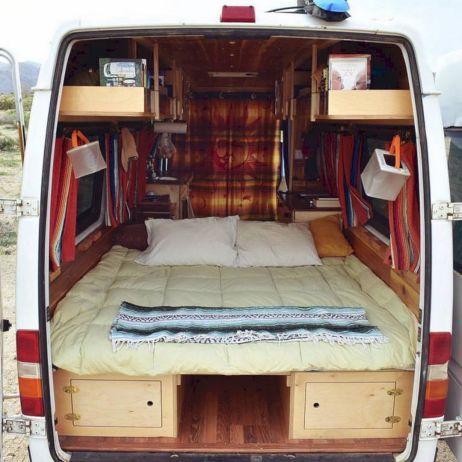 DIY Van Camper Conversion