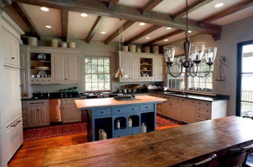 Farmhouse Country Kitchen Designs