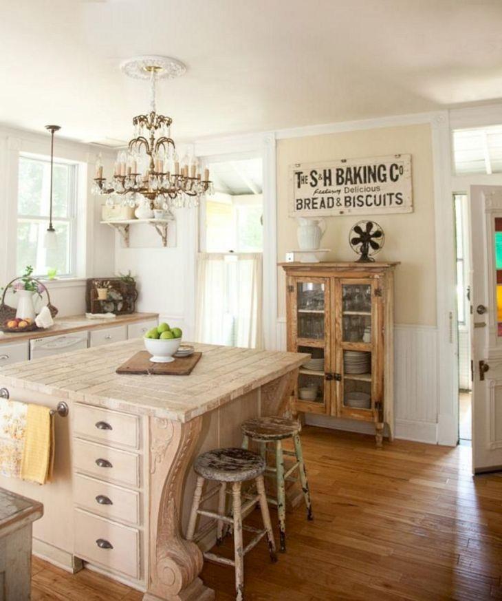 Farmhouse Kitchen Decor Idea