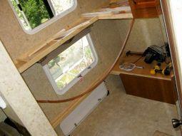 Fifth Wheel RV Remodel