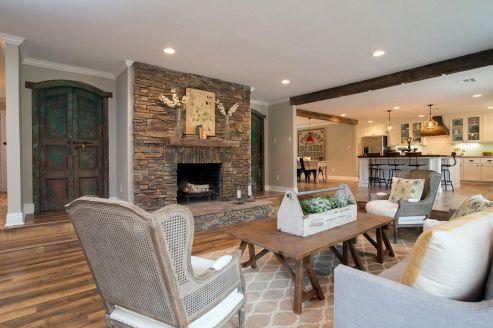 Fixer Upper HGTV Living Rooms