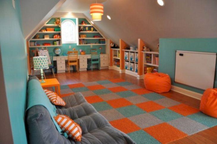 Garage Playroom Design Ideas