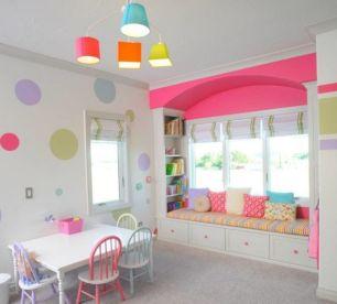 Girls Playroom Design Ideas