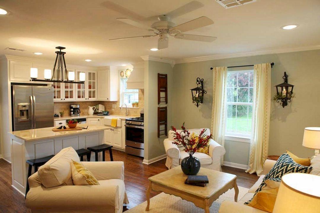 Joanna Gaines Fixer Upper Living Room Ideas Decoredo
