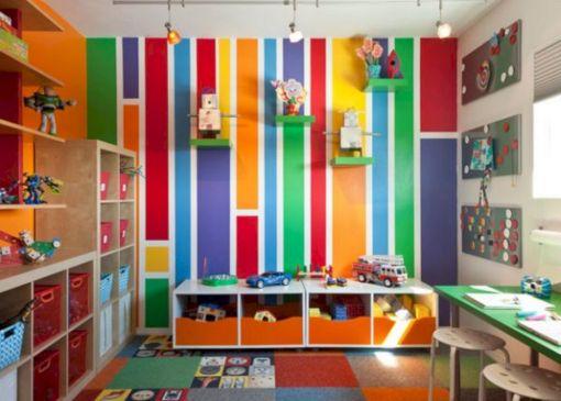 Kids Playroom Color Ideas