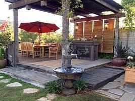 Outdoor Patio and Deck Design Ideas