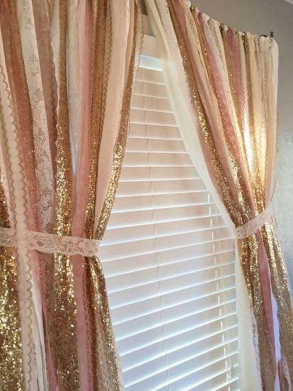 Princess Curtains Ideas To Enhanced Your Home Beauty 22
