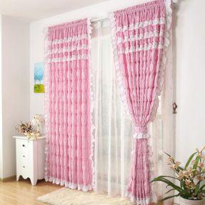 Princess Curtains Ideas To Enhanced Your Home Beauty 7