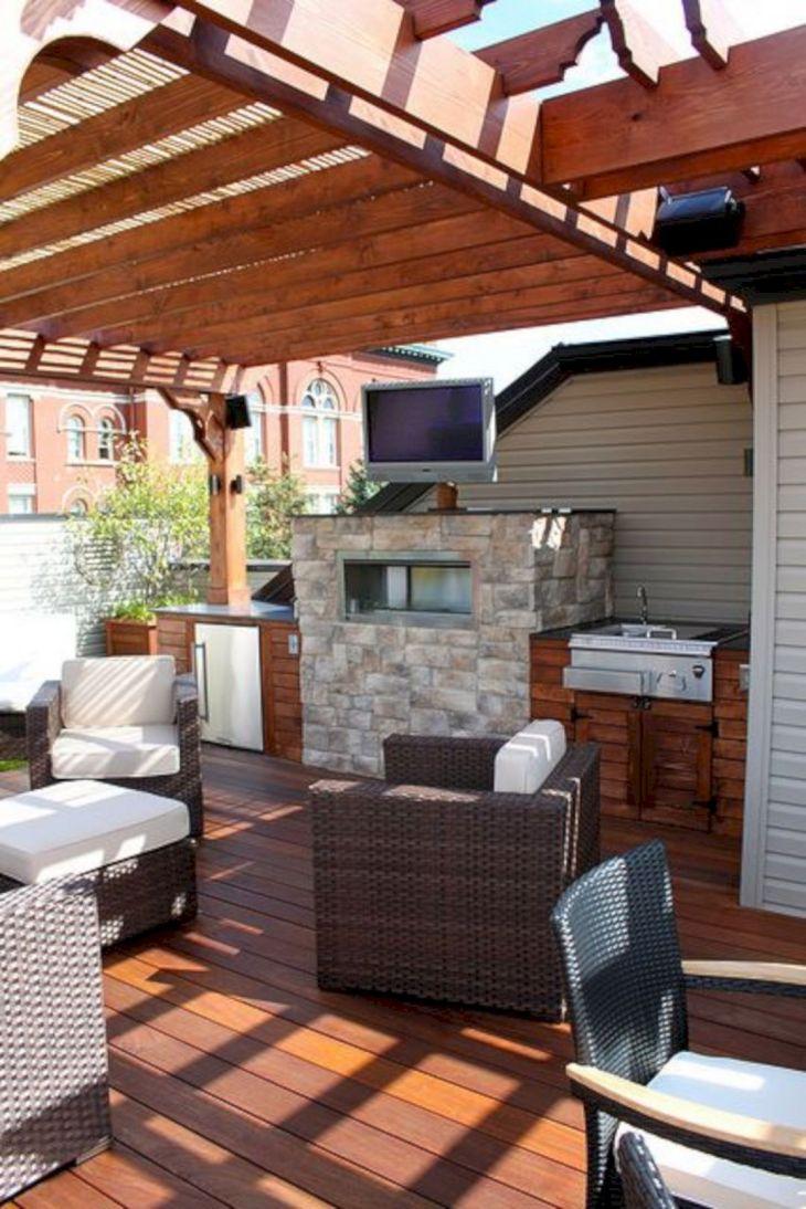 Rooftop Deck Design Ideas