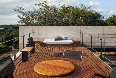 Rooftop Decks Living Space Ideas