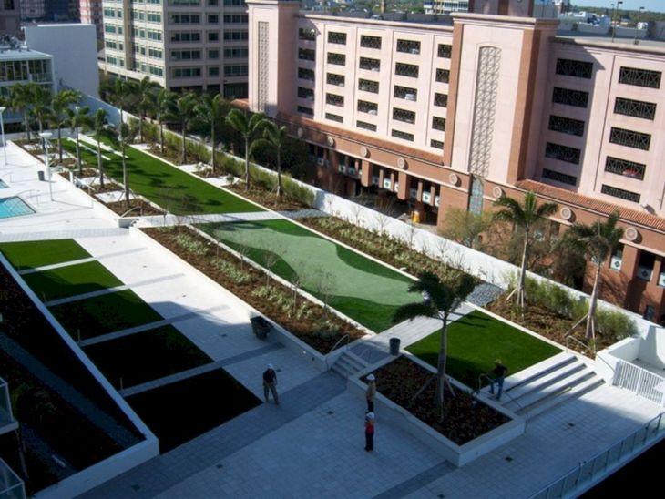 Rooftop Decks Living Space