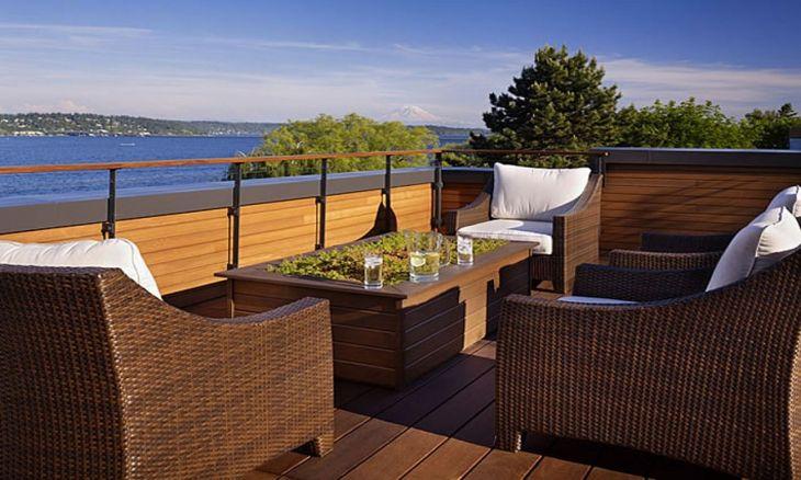 Rooftop Decks Living Spaces