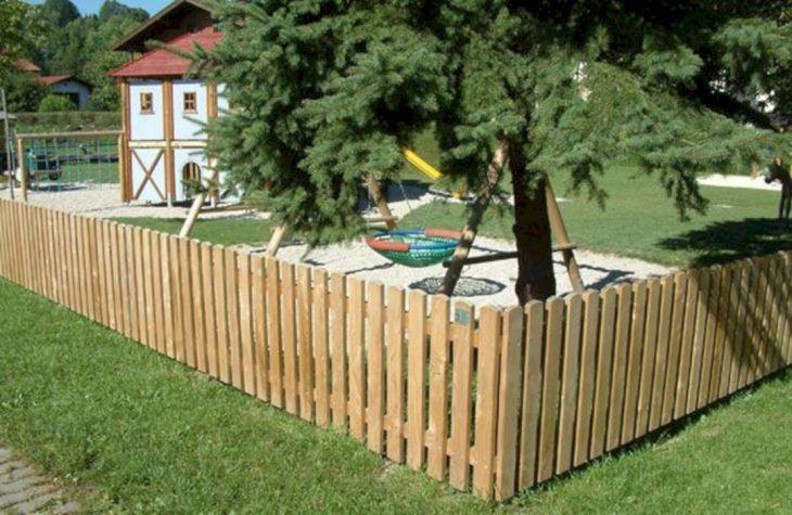 Small Garden Fence Design Ideas