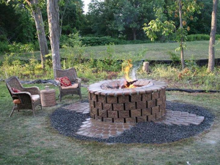 Best Backyard Firepit Ideas 115